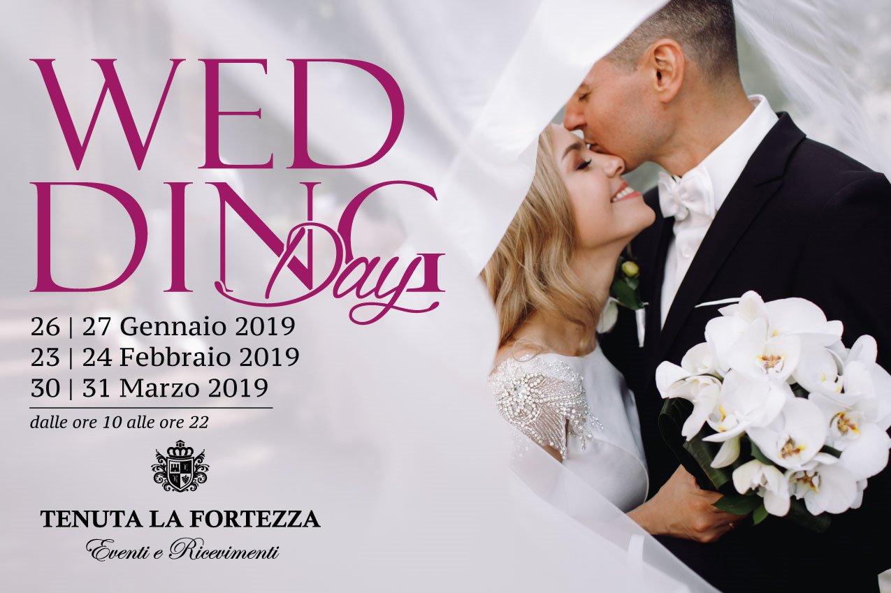 11c7d9d4ac9c Wedding Day 2019 - L Evento sul mondo degli sposi più atteso...