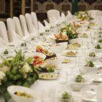 Scegliere il buffet del matrimonio