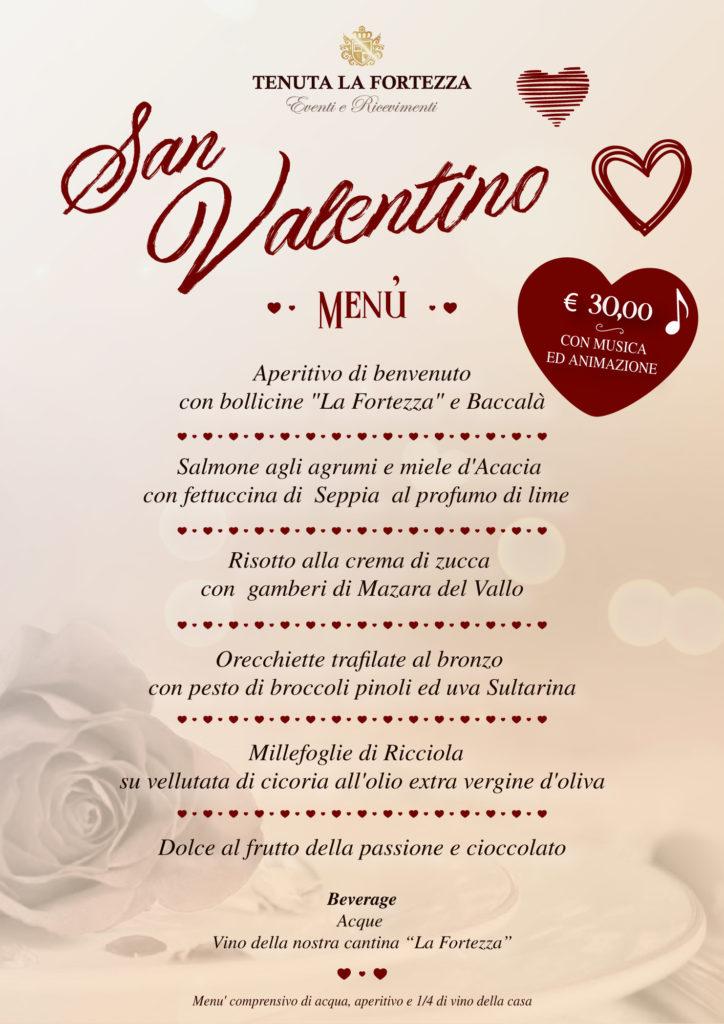 San Valentino 2020 in provincia di Benevento