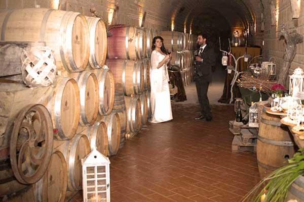 Degustazione Vini Matrimonio